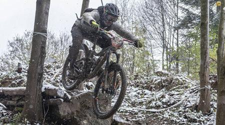 Ako ochrániť a udržať bike v chode aj počas zimy
