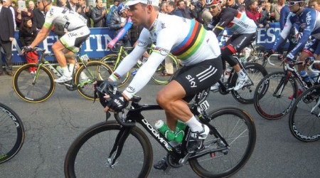 Cavendish zvíťazil v 5. etape na Gire