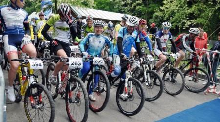 Prvý ročník pretekov po Devínskej kobyle pritiahol takmer 400 cyklistov