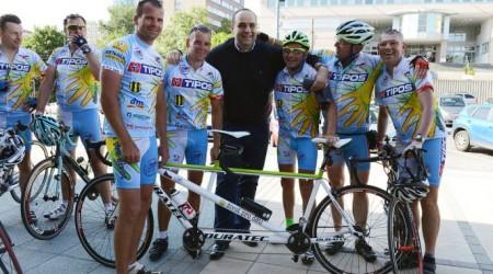 Cyklisti na pomoc chorým deťom vyzbierali vyše 7-tisíc eur