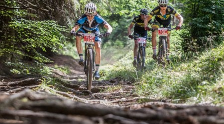 Sudety MTB challenge 2015 - etapák bez kompromisov