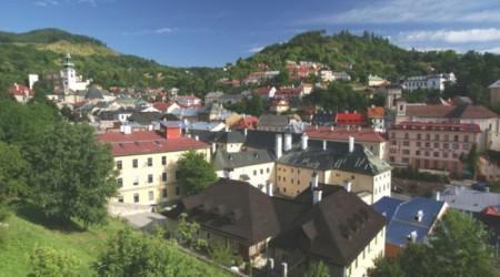 Banská Štiavnica cyklistické sústredenie