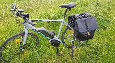 Test: Tašky Basil - potrebujete odviezť veľa vecí na bicykli? Nech sa páči...