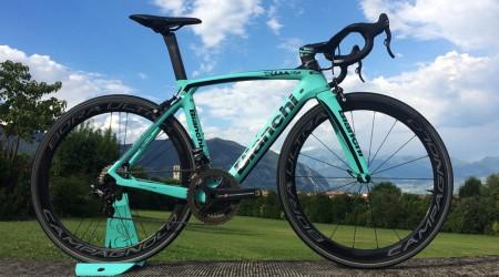 Bianchi Oltre XR 4 – aerodynamika a komfort na taliansky spôsob