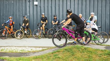 Reportáž: Škola jazdy a techniky s Bike Academy 2019