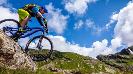 Rock Machine Blizzard: 27 Enduro a 29 MTB