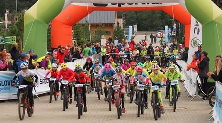 Blatisté finále Detskej Tour Petra Sagana v Demänovej