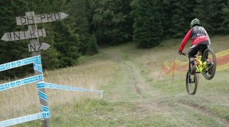 Finálové 6. kolo - Slovenský pohár v downhille 2016, tréningový deň