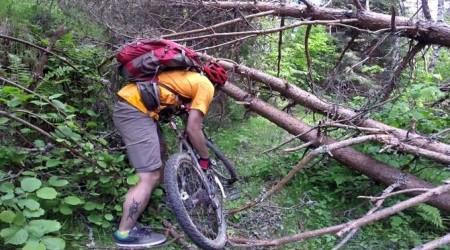 100 km MTB výlet v bulharskom pohorí Vitosha