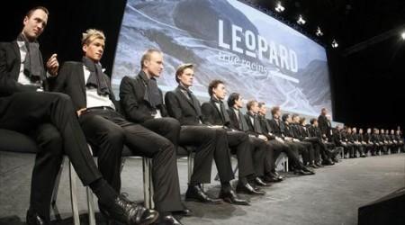 Nový tím Schleckovcov pod názvom Leopard-Trek