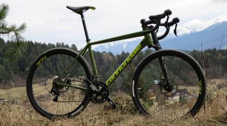 Test: Cannondale Slate - cestný bicykel do šotoliny aj na zaplátané slovenské cesty