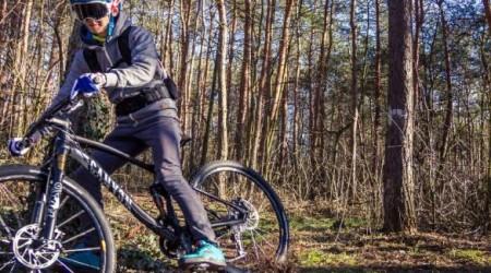 Test: Canyon Nerve AL 9.9 SL - Skvelý trail-bike s luxusnou výbavou