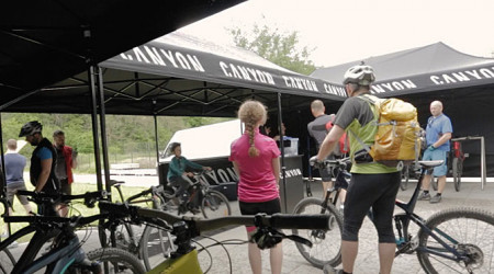 Video: Testovacie dni Canyon 13-14.5. 2017