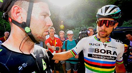 Spor medzi Bora-Hansgrohe a UCI sa skončil - minulosť je zabudnutá, tvrdí Peter Sagan