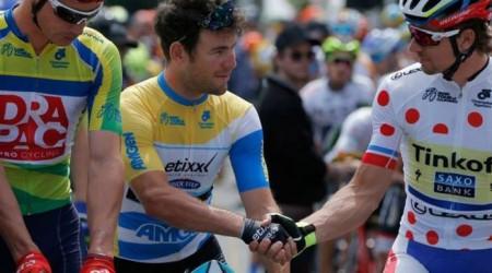 Okolo Kalifornie: Sagan opäť druhý za Cavendishom aj v 2. etape