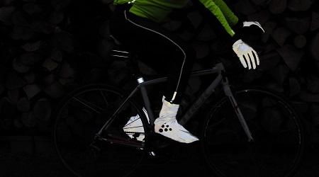 Test: Reflexná výbava CRAFT Glow a Ideal Pro Wind - ako stvorená na zimné jazdenie