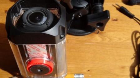 Drift HD kamera - megatest časť 1.
