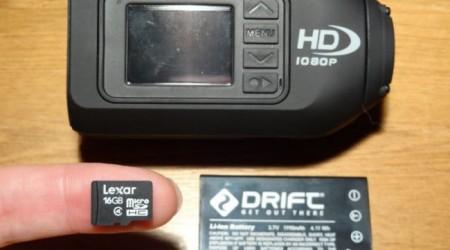 Drift HD kamera - megatest časť 2.