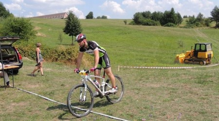 Reportáž: Kaňanský bicigeľ 2015 - Moje prvé preteky, ale určite nie posledné