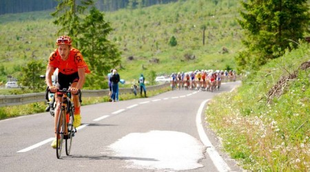 Rebellin vyhral 2. etapu Okolo Slovenska