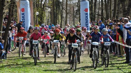 Pozvánka: Detská tour Petra Sagana 1. kolo – Lučenec