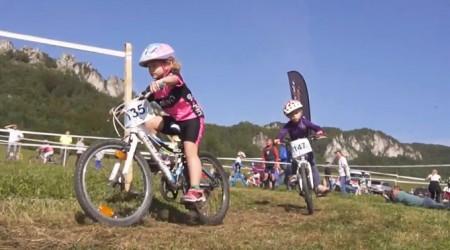 Finálové kolo detskej Tour Petra Sagana v Suľove