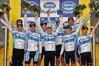 Tour de France - 4.etapa