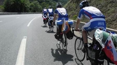 Pokračovanie: Do Španielska na bicykli - príchod k oceánu