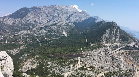 Expedice Gradina 2018 - nejvyšší hora s billboardem - 1. část