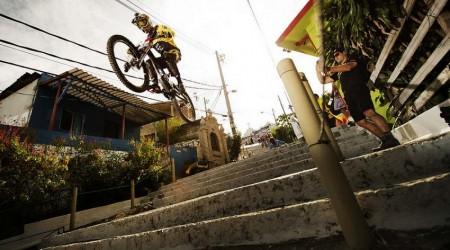 Pozrite sa, kde vyhral Filip Polc už 5 krát - City Downhill World Tour v Brazílii