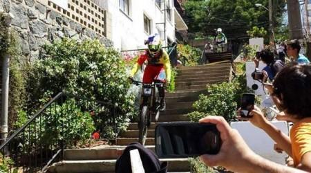 Filip Polc a Tomáš Slavík v Čile na CityDownhill World Tour utiekli svojim súperom rozdielom triedy
