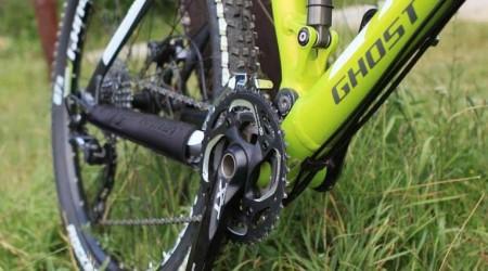 Test: GHOST AMR 6559 - Parádny bike na zábavu