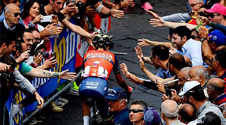 Giro d'Italia 2017 – už v jeho úvode nie je núdza o zaujímavé situácie