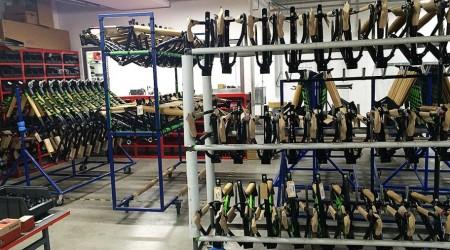 Fotogaléria: Návšteva v centrále nemeckého výrobcu bikov Ghost