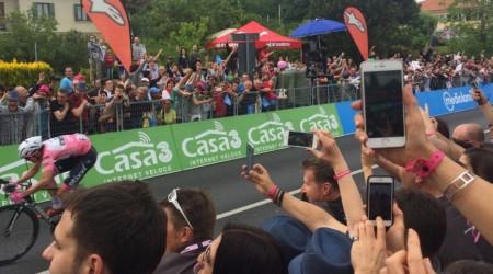 Giro d'Italia 2016 na vlastné oči