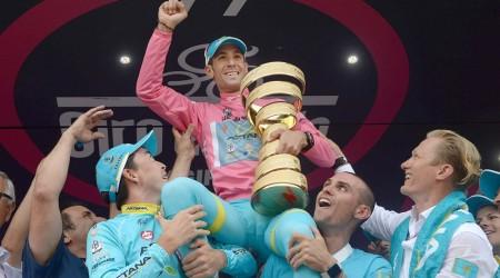 Vincenzo Nibali víťazom Giro d´Italia 2016