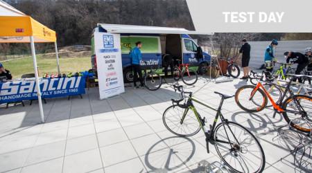 Video: Testovacie dni Guerciotti a Carrera 25-26.3. 2017
