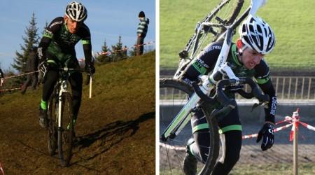 Majstrovstvá Slovenska v cyklokrose: Piaty titul pre Haringa, obhájila aj Keseg Števková