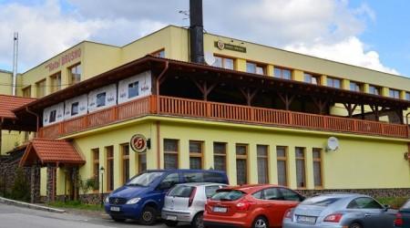 Hotel Brusno - Krásny a útulný hotel nachádzajúci sa pod krídlami Nízkych Tatier v srdci Slovenska
