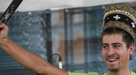 Peter Sagan oslavoval druhý úspech v Colorade