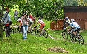 Hornonitrianska ALPINA MTB Tour Pravenec