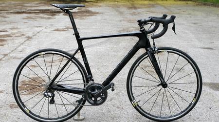 Test: Kellys URC 90 - top model v kolekcii cestných karbónových bicyklov domácej značky Kellys