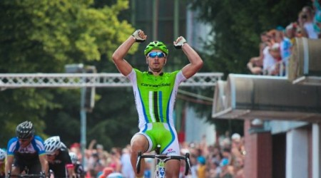 Peter Sagan dosiahol dvadsiaty triumf v roku 2013