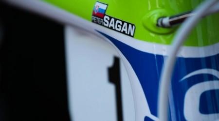 Sagan v časovke družstiev za Cannondale