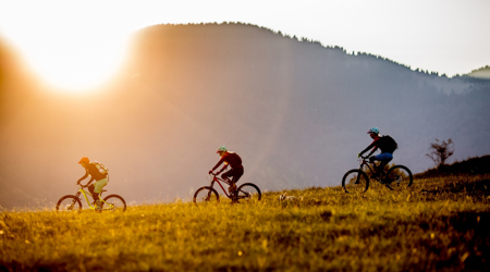 Jeseň ako stvorená na cyklovýlety – nezabudnite zobrať aj svoje deti