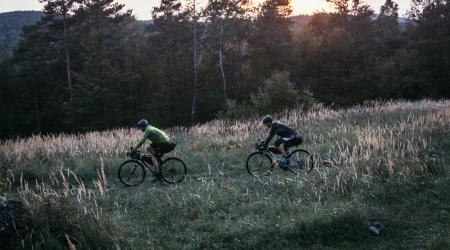 Prekvapte rodinu ablízkych novým bicyklom