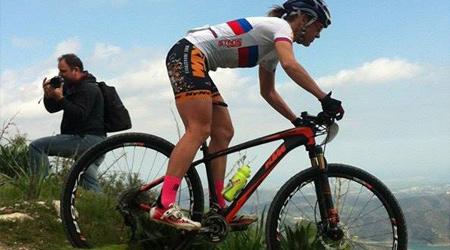 Janka Keseg Števková úspešne v etapáku na Cypre