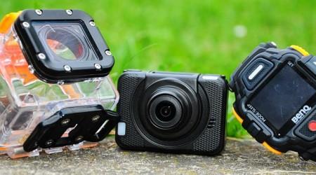 Test: Akčná kamera BenQ SP2 s diaľkovým ovládaním na hodinkách