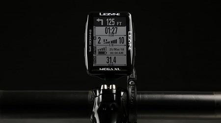 Lezyne Mega XL GPS - navigácia, ktorá zmení uhol vášho pohľadu