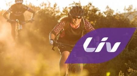 Liv - výhradne dámska cyklistická značka
